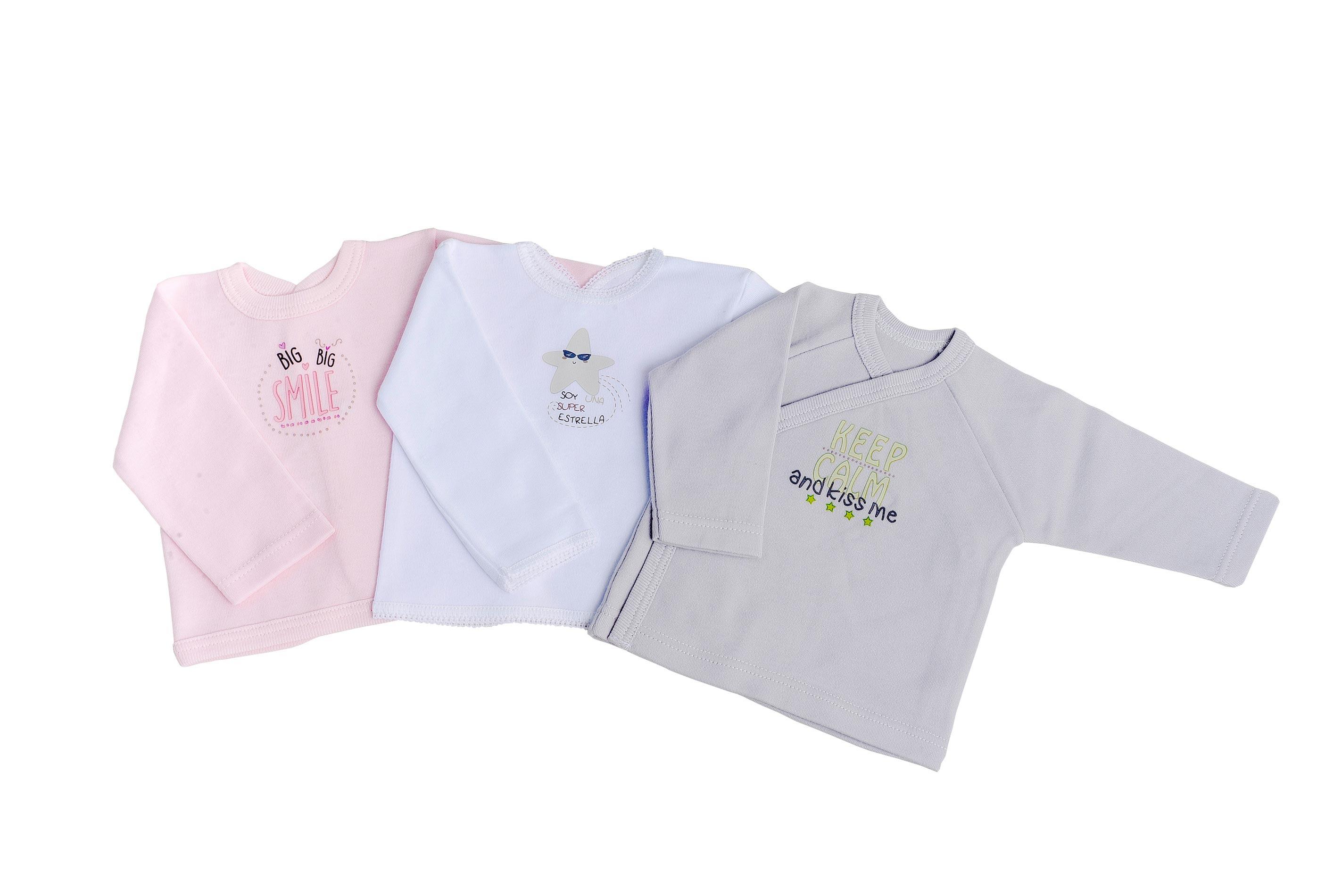 Camisetas primera puesta